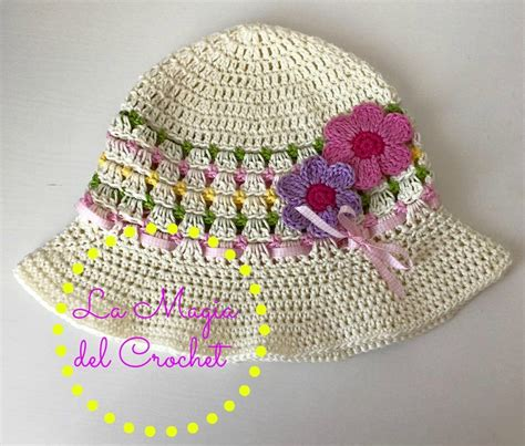 como tejer un sombrero cowboy de bebe a crochet sombrero de ni 241 a a crochet youtube