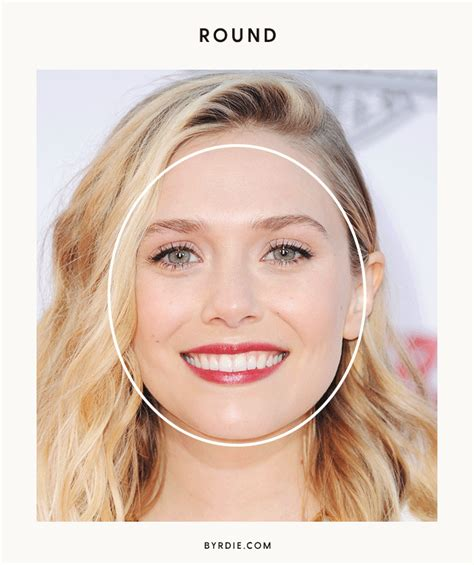 hair styles for and cheekbone how to figure out your face shape once and for all byrdie
