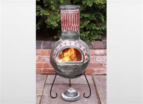 Clay Patio Heater Mexican Clay Chimenea Plumas Chiminea Patio Heater