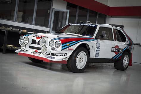 Lancia Car Company 1986 Lancia Delta S4 Stradale Coys Of Kensington