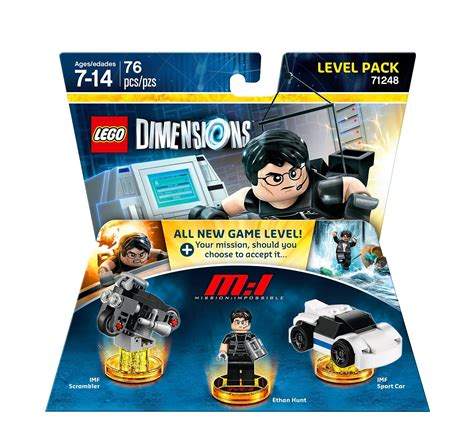 mission 2 supersonic series 1 retailer begins to list lego dimensions series 2 year