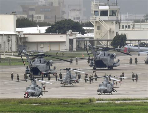 U S Resume by U S To Resume Flights Of Ch 53 Choppers A Week After