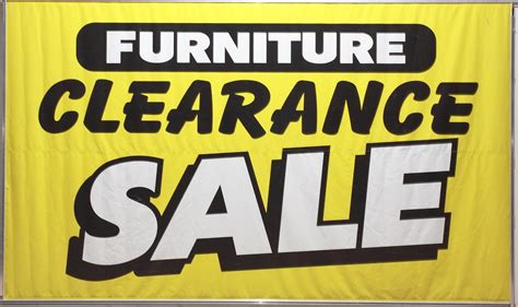 Furniture Clearance Sale by Spotting The Difference Pr Versus Advertising