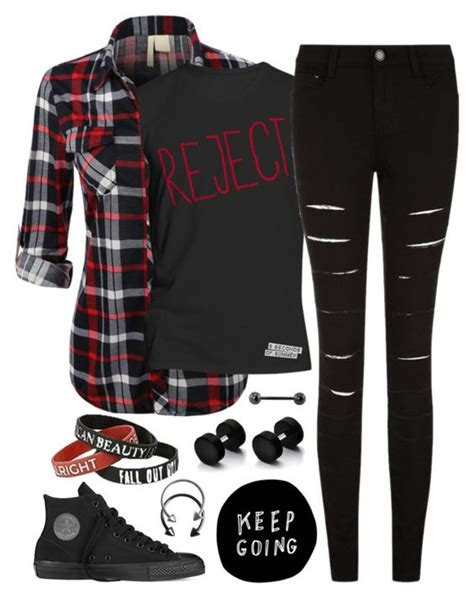 punk rock not to much goth tho teen bedroom lol quot reject quot by alex bows liked on polyvore dream closet