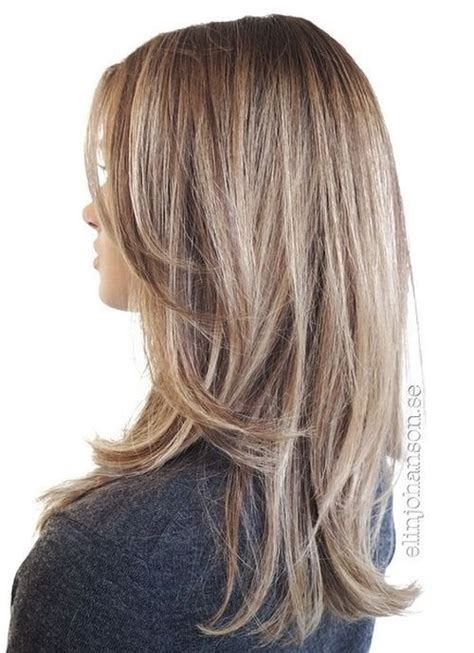 blonde foil highlights brown hair hairs picture gallery 40 blonde hair color ideas with balayage highlights