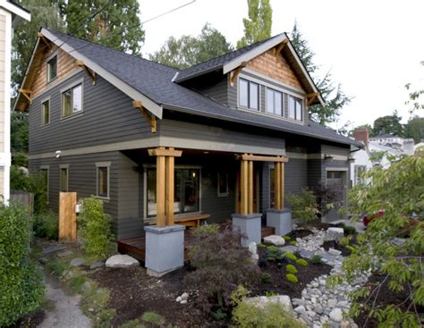 craftsman exterior colors artalejo lacas residence craftsman exterior seattle