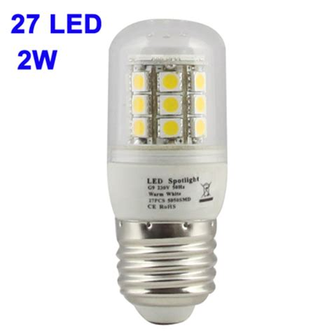 Led Light Bulb Base Types Energy Saving Light Bulb With Base Type E27 2w 27 Led White Jakartanotebook