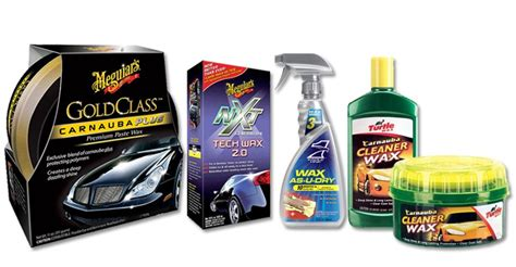 best car and wax top 10 what s the best car wax for your ride