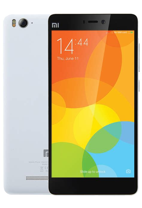 Hp Xiaomi Mi 4i White Xiaomi Mi 4i 16gb White Tiger Shop