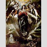 Dormition Of The Virgin El Greco | 449 x 600 jpeg 63kB