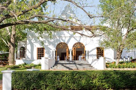 hotel wedding venues south east wedding venues gauteng south africa luxury catering self catering affordable