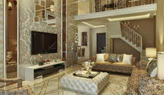 wallpaper designs for living room 30 elegant and chic living rooms with damask wallpaper