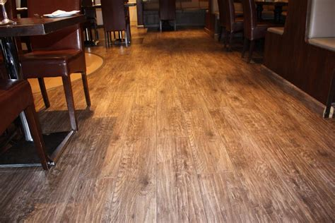 Commercial Laminate Flooring Commercial Grade Laminate For The Thalassa Restaurant