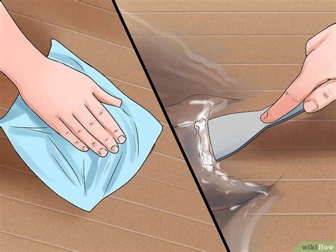 rimuovere pavimento come rimuovere la colla da un pavimento in legno