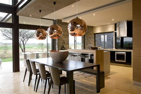 Kitchen and Dining Room: Best Solution for Achieving Space