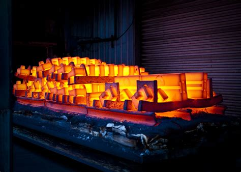 what is a heat heat treating dews foundry