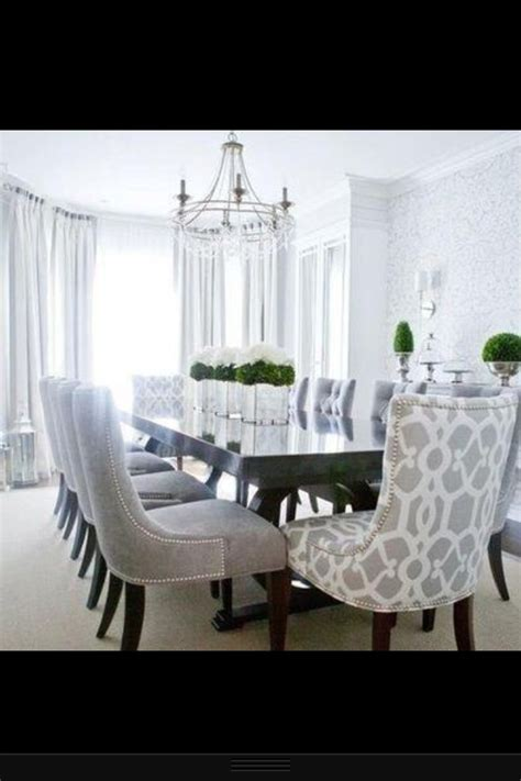 Studded Dining Room Chairs Home Office Ideas Studded Dining Room Chairs