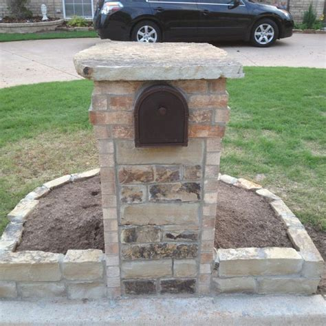 best mailbox brick letterbox designs woodworking projects plans