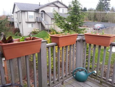 deck rail planters lowes deck rail planters lowes home design ideas