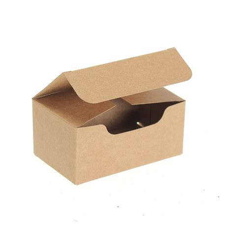 Small Boxes Out Of Paper - small kraft paper box gift craft play business name card