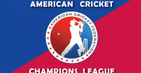 An American Sponsored Newbery To Sponsor American Cricket Chions League