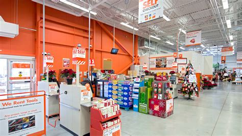 home depot store interior gallery
