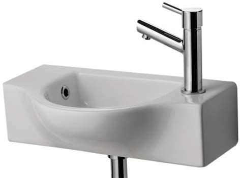 Small Porcelain Sink by Small Bathroom Sinks