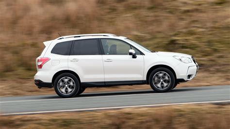 subaru forester car subaru forester review top gear