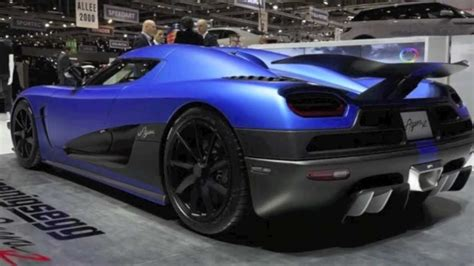 Fastest Car Koenigsegg 2012 Koenigsegg Agera R Fastest Car In The World