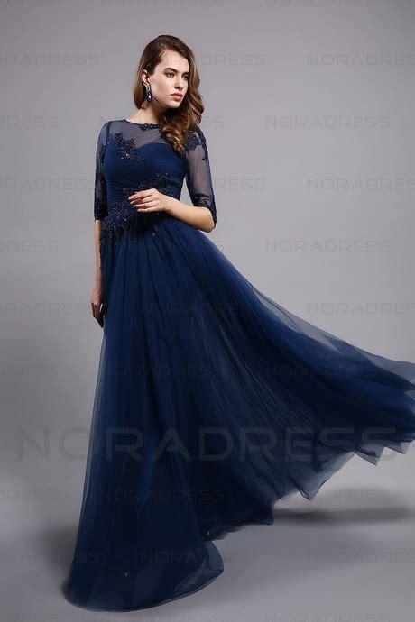 elegante kleider mit langen aermeln