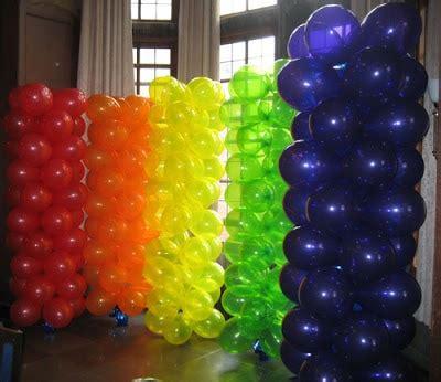 cuanto cuesta una decoracion con globos como hacer bases para columnas de globos para tus decoraciones