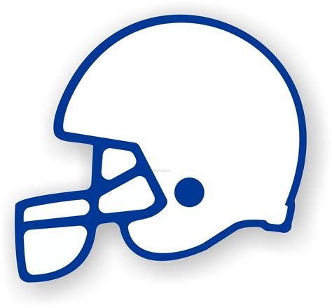 Football Helmet Outline Profile by Football Helmet Cliparts Co