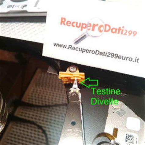 recupero dati in come recuperare dati da disk rotto