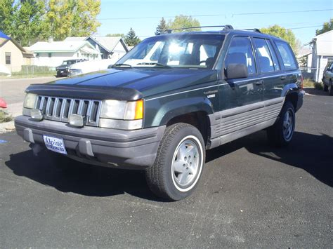 Who Makes Jeep Grand 1995 Jeep Grand Photos Informations Articles