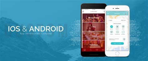 Android And Ios Development by Mobile App Development Company Ios App Developer