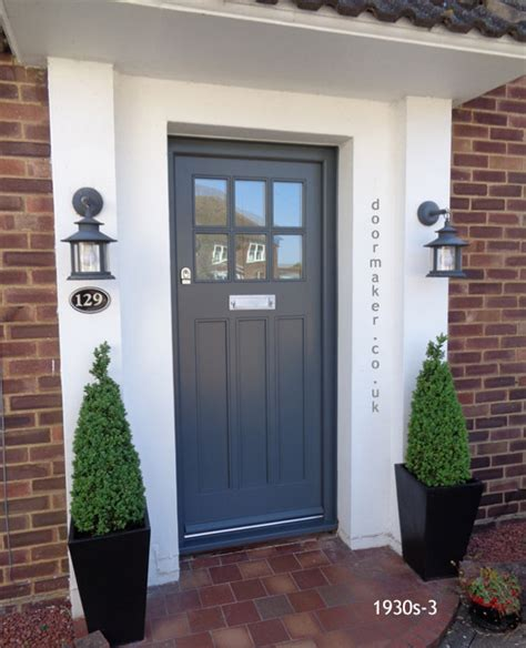 Bespoke Doors Victorian Front Doors Contemporary Doors Exterior Door Uk