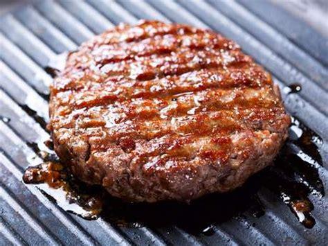 como cocinar hamburguesas como preparar carne molida para hamburguesas