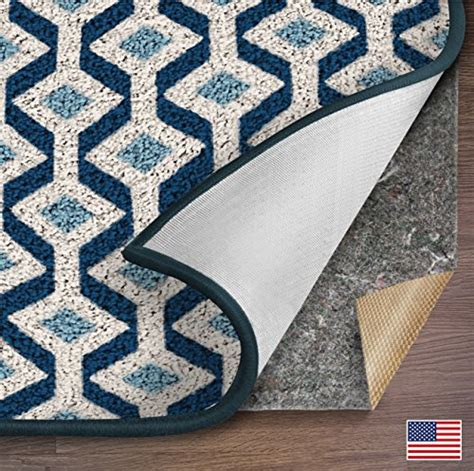 Rug Pads Usa by Brand Felt Rubber Non Slip Rug Pad Made In Usa