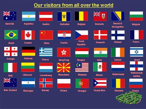 flags of the world pictures with names image gallery international flags and names