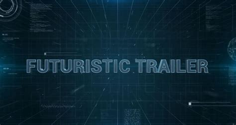 motion fx templates motion array futuristic trailer after effects templates