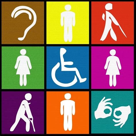 imagenes sensoriales visuales concepto ley general de la persona con discapacidad ley 29973