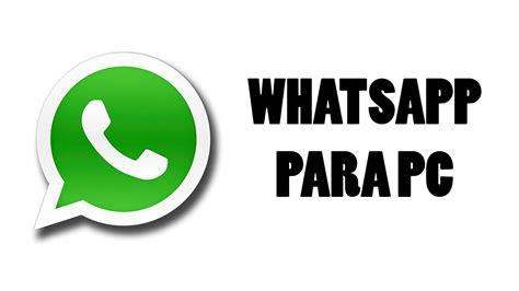 tutorial whatsapp para pc tutorial whatsapp para pc 2014 windows xp 7 8 8 1
