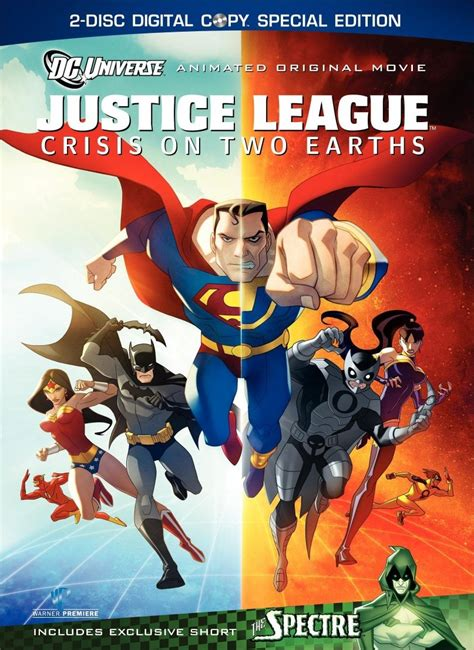 full movie justice league crisis on two earths rental recommendations april 2010 the geek generation