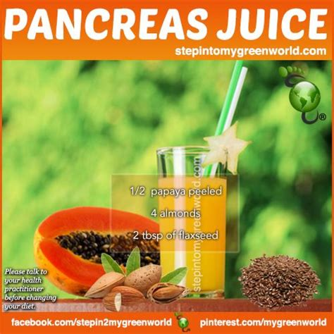 Pancreas Detox Foods by Start The Day With This Simple Recipe For Pancreas