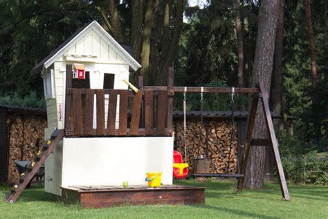 Garten Gestalten Spielen by Garten Gestalten Baumhaus Spiele Spielm 246 Glichkeiten