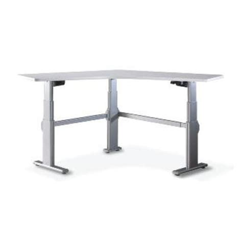steelcase series 5 desk steelcase adjustable series 5 90 degree corner height