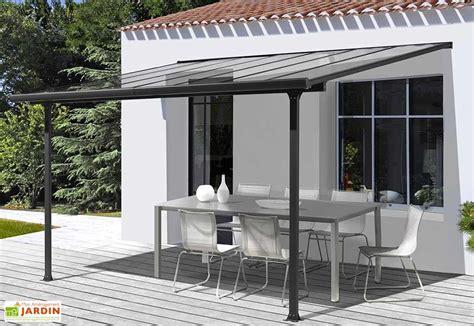 aluminium pergola pergola en aluminium gris et polycarbonate 307x300x299cm