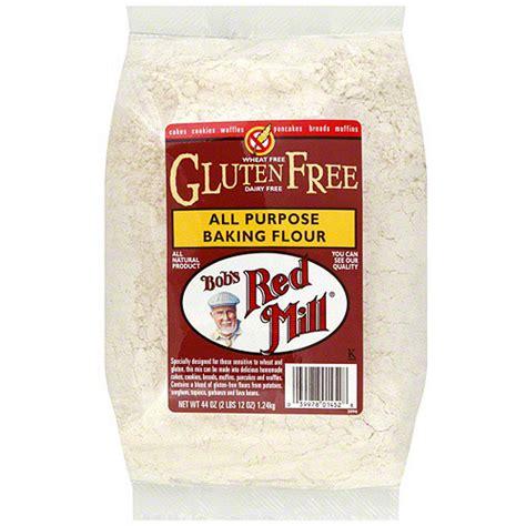 Bob S Mill Almond Flour Gluten Free Tepung Almond bob s mill all purpose gluten free flour 44 oz pack of 4 walmart