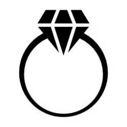 wedding ring vector artwork