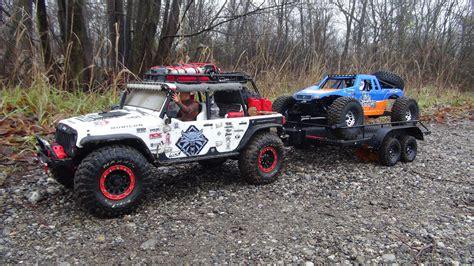 Scx10 Jeep Wrangler Axial Scx10 Jeep Wrangler Vaterra Hammers Dt